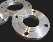 Nickel Alloys RTJ Flanges