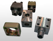 Nickel Alloys Square Flange