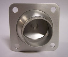 world-class performance Square Flange