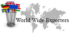 World wide Exporter of Industrial Steel & Metals